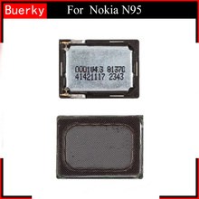 BK Parts 50pcs Original Quality SpeakBuzzer Ringer For Nokia N95 Loud Sound Buzzer Flex Cable Free Shipping