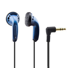 New QianYun Qian25 In Ear Earphone Dynamic Bass Flat Head Plug HIFI Earphone With Optional Plug Type white black blue earbuds