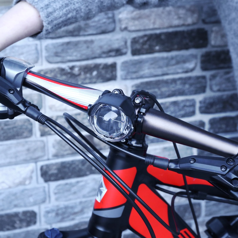 Headlights Switch Ebike-Parts Bafang-Kits Front-Light Conversion Electric-Bicycle LED title=