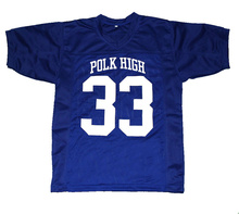 American Football Jersey Married with Children Al Bundy 33 Polk High American Football Jersey All Stitched Top Quality S-3XL