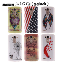 "Buy ARYIKUM Soft Silicone Case Coque LG G3 Case 5.5"" D850 D851 D855 G 3 Phone Case Cover LGG3 / LG3 Rubber Back Cover Funda for $2.22 in AliExpress store"