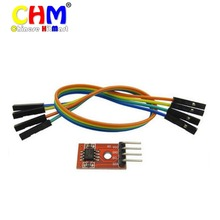 1set AT24C256 2ECL IIC/I2C Serial Interface Port EEPROM Memory Module with jump cable For DIY Electronic Car 3.3-5V #bp1610008