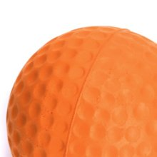 Wholesale 10* A golf practice of orange ball(China)