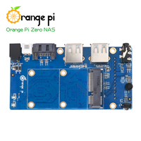 Orange Pi Zero NAS Expansion board Interface board Development board beyond Raspberry Pi