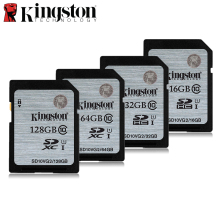Kingston Memory Card 32GB class10 64GB 128GB High Speed Sd Card SDHC 16GB cartao de memoria carte sd tarjeta For Camera HD video