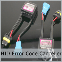 3 X New HID Error Code Warning Canceller Capacitor For Fashion Kit Xenon Plug /Play Free Shipping By China Post Air Mail