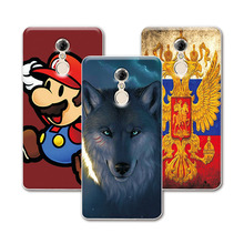 New Arrived Cool Style Design Phone Cases For Lenovo K6 Note Case Cover Fundas For Lenovo Vibe K6 Note 5.5 Inch + Free Gift
