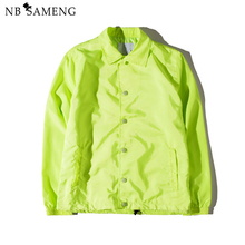 2017 New Mutil 9 Color Army Military Comouflage Windbreaker Jacket Men Retro Coaches Coat Thick Casual Turn Down Collar Jackets(China)