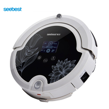 Seebest C571 WALL-E 2.0 Rolling Brush Robotic Vacuum Cleaner with UV Lamp and Large Power, Carpet Cleaner(China)