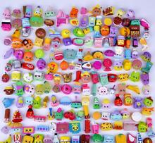 20-200 PCS/LOT Hotsale Shop Action Figures for Family Fruit Kins Shopping Dolls Kid's Christmas Gift Playing Toys Mixed Seasons