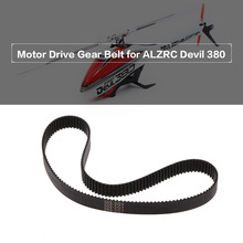 Motor Drive Gear Belt for ALZRC Devil 380 Fast SAB Goblin 380 RC Helicopter Aircraft Part