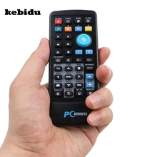 kebidu New USB Laptop PC Wireless Media Remote Control Mouse Keyboard Center Controller for PC Computer(China)