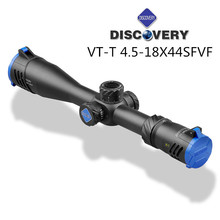 Discovery VT-T 4.5-18X44SFVF Single cross,In front of the measured Tactical differentiation Stretch locking  Riflescope