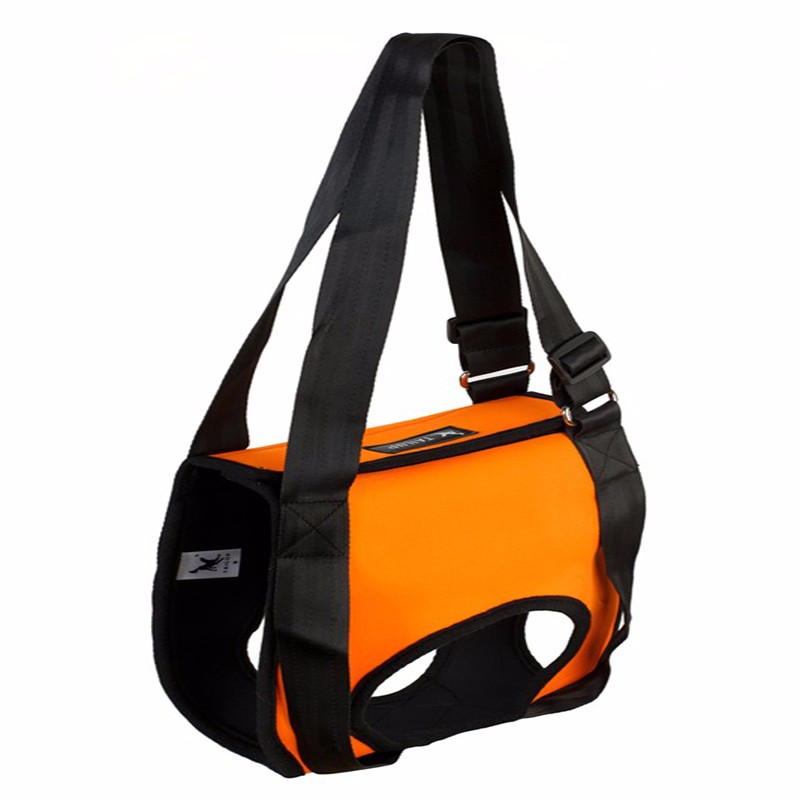 S/M/L Elderly Sick Dog Lift Support Harness With Handle Neoprene Material   DogsMall-International