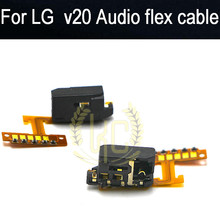 1pc /lot good quality good quality for LG V20 Audio flex cable replacement mobile phone parts free shipping