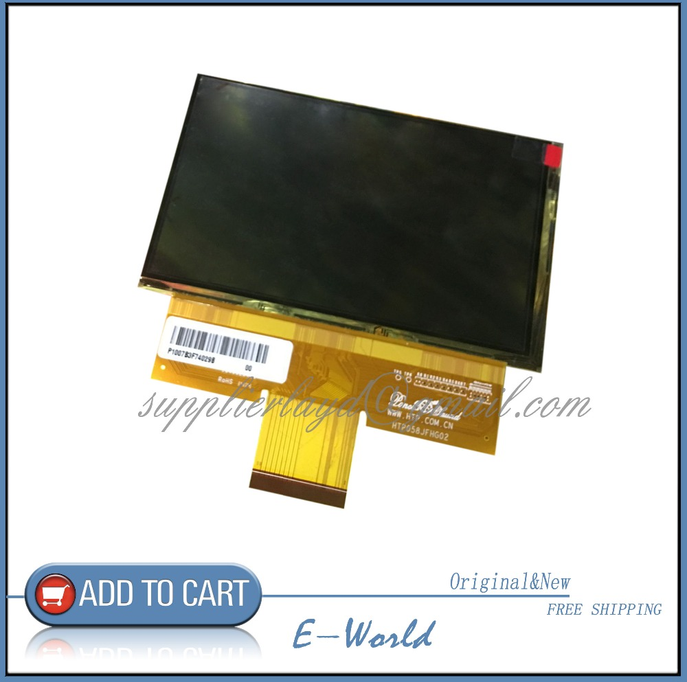 Original 5.8inch HTP058JFHG02 LCD screen display panel 1280*768 for projector high-definition screen Free shipping<br><br>Aliexpress