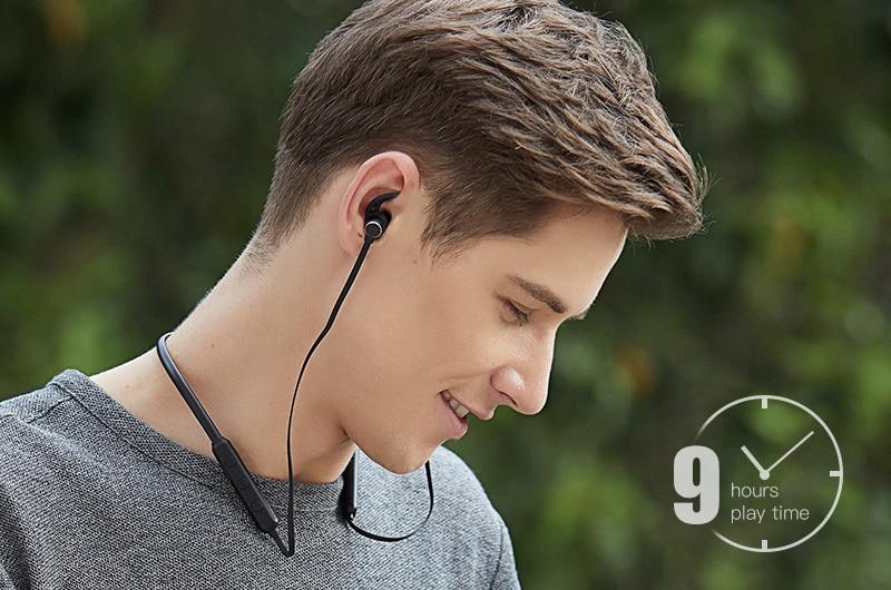 Wavefun Flex Pro Quick Charging Bluetooth Sports Wireless Headphones Earphone