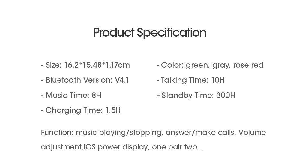 Dacom L02 neckband IPX5 waterproof handsfree stereo sport headset wireless bluetooth earphone headphone for iphone LG phone