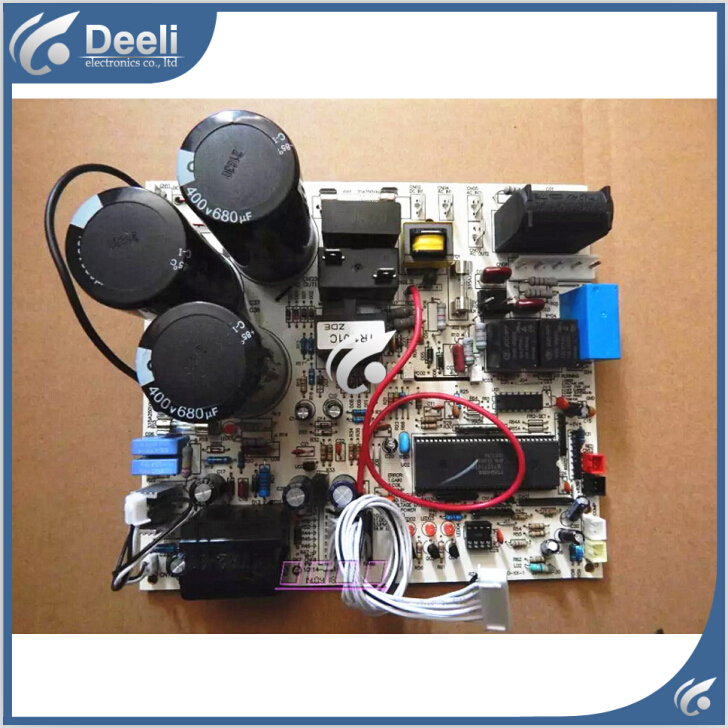 95% new good working for air conditionerKFR-3519G/BP 3506 outdoor machine motherboard control board circuit board<br><br>Aliexpress