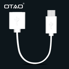 Micro USB OTG Cable Adapter For Samsung for HTC Tablet Sony Android Tablet PC for Samsung Android OTG Card Reader Adapter