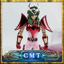 CMT EX Andromeda Shun V3 Version final Cloth EX metal armor GREAT TOYS GT EX Bronze Saint Seiya Myth Cloth Action Figure(China)