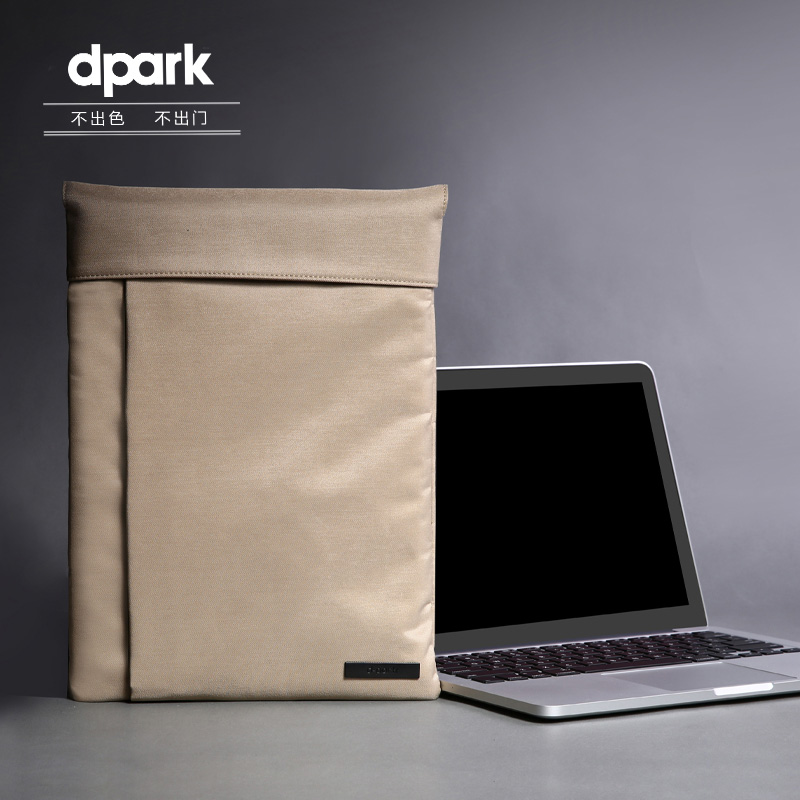 D-park Nylon twill &amp; leather case sleeve pouch for Macbook Air13&amp;/Retina Pro13 / Pro 13 /13.3/XPS 13 /XPS 12<br><br>Aliexpress