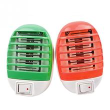 Mini LED 110-220V Socket Mosquito Fly Bug Insect Trap Night Lamp Killer Zapper Electric Mosquito Killer Lamp Mosquito Repellent