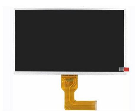 New LCD 10.1inch  Display For Archos 101d Neon 23.2cm x 13.2cm LCD screen panel LCD display Free shipping<br>