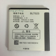 100% Original Backup 3.7V 1520mAh BLT023 Use For OPPO Find 3 /r807 / r811 /x905 Battery
