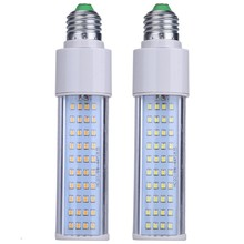 J84 New SMD 2835 G23 G24 E14 E27 LED 9W bulb lamp 44leds,9W Corn Bulb Light AC85-265V - Shop2955089 Store store