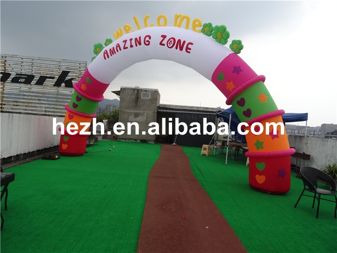 inflatable arch (68)