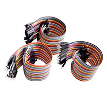 Dupont line 1220cm male + female jumper wire cable arduino - A+++ Electronics Maker store