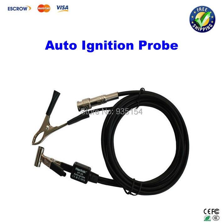 PC oscilloscope accessories CAR Auto ignition probe HT25 High Voltage Probe 10000:1, length 2.5m<br><br>Aliexpress