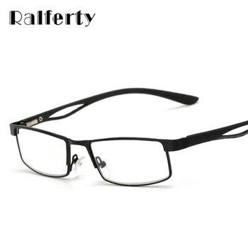 Ralferty Pequeno Quadrado Quadro Hipermetropia Óculos de Prescrição Óculos de Leitura Das Mulheres Dos Homens de Negócios Longe da Vista Óculos óculo de grau