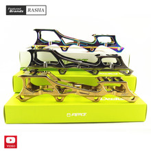 Roller Frames roller skating frame Rocker Frames Banana Base Slalom Skates Base Rocking 219mm 231 243mm chassi(China)