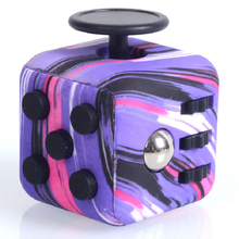 Mini Fidget Cube Finger Squeeze Fun Stress Reliever Gifts High Quality Anti Stress Cube Super recommended Fun Fidget Cube Toy