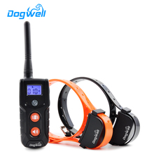 916N-2 Newest Rechargeable and Waterproof Dog Training Collar with LCD display