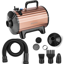 220V/2300W New Professional Pet Hair Dryer Set Dog/Cat Grooming Dryer/Blower Motor Super Warm Wind Large/Giant Pet/Clothes Dryer(China)