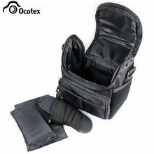 Ocotex NEW SLR DSLR Camera Bag Photo Case for Sony a5000 a5100 A35 A37 A55 A57 A58 NEX-3N C3 NEX5T NEX-5N 5R HX400 HX300 HX200(China)