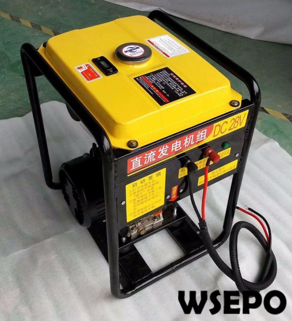 24V diesel Generator-1