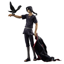 Naruto Shippuden Uchiha Itachi PVC Action Figure Collectible Model Toy Doll 27cm KT1322