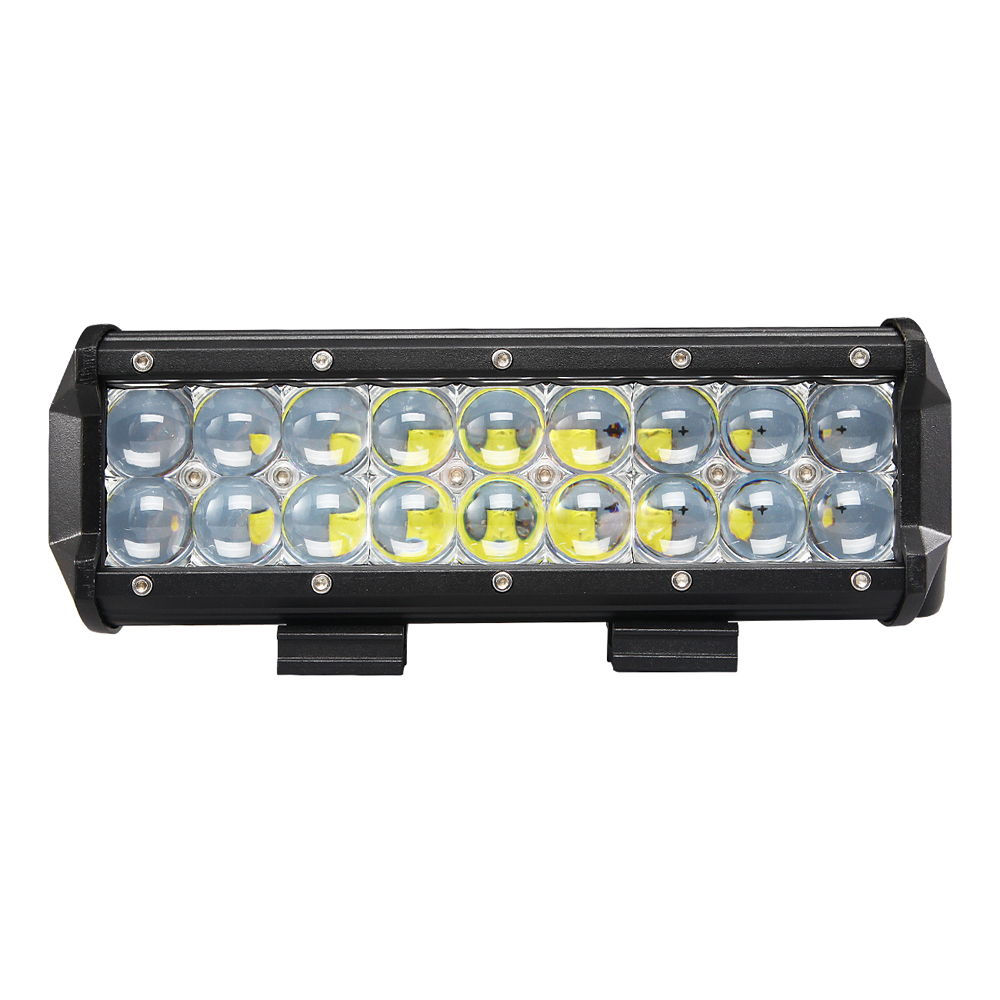 Senzeal 5D 90W 9000LM Cree Chip Spot Flood Beam LED Offroad Work Light Bar LED Work Light for Trucks 4x4 4WD ATV UTV SUV<br>
