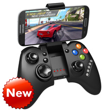 100% new iPega Wireless Bluetooth Game Controllers Joystick Gamepad for xiaomi Android tv box iOS ipad iphone Samsung Tablet PC