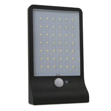 42 LED Street Light PIR Motion Sensor Lamps  Outdoor Street Waterproof Garden Security Lamp Solar Power Wall Lights