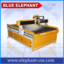 Hot sales! cheap sculpture wood carving cnc router machine with vacuum table and dust collector