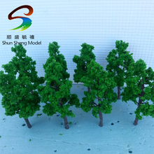 W3010 Scale Train Layout Set Model Trees N Z 3cm(China)