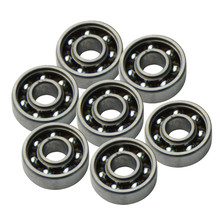 1PCS 608 ZZ High Quality Ball Bearing Steel Ball  For Tri-Spinner Hand Spinner and Tri-Spinner Fidget Toy In Stock 2.2*2.2*0.7cm