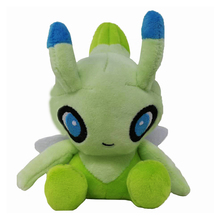 "2017 Cheap Price Free Shipping Plush Toy Celebi 7"" Soft Stuffed Animals Toy Gift(China)"