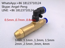 Good quality, Fuel Oil Burner nozzle,Air Atomizer Nozzle, gas burner oil nozzle(China)
