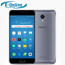 "In stock! Meizu M5 Note Helio P10 Octa Core Mobile Phone 5.5""FHD 1920x1080  3GB RAM 16 ROM Fingerprint ID 4000mAh Battery"